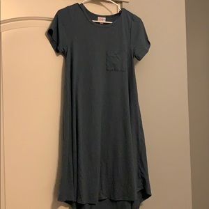 Lularoe Blue Carly